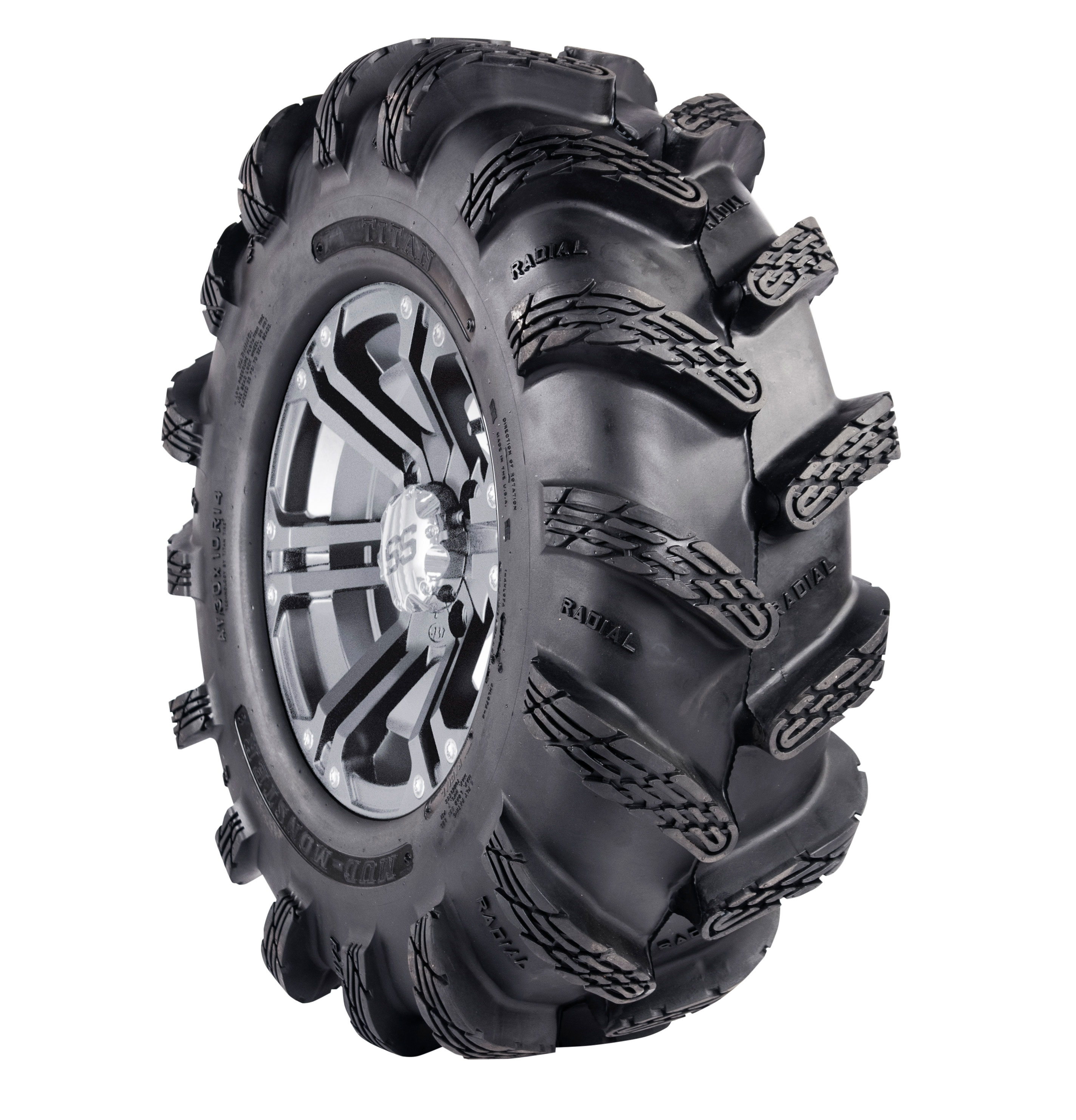 Mudmonster ATV UTV tire