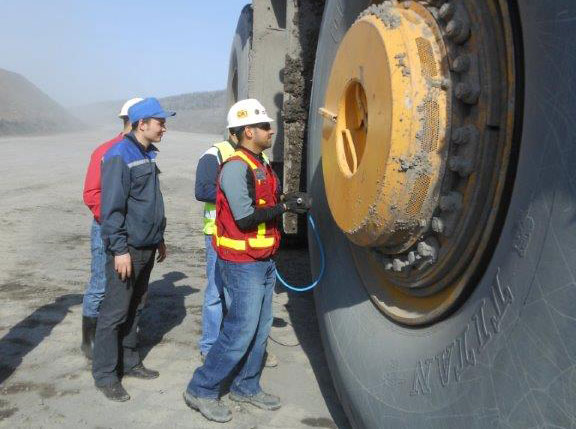 Mining Tire Technical Expertise