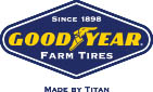 Good Year Farm Tires logo